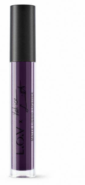 LOV Hatic Schmidt Liquid Lipstick 120_closed