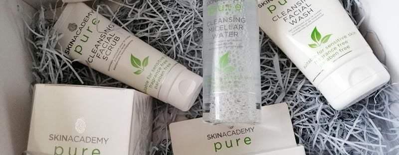 Review: SKINACADEMY PURE Pure-Zuivere gezichtsverzorging, 100% zonder kleur- en geurstoffen. 9 skinacademy pure Review: SKINACADEMY PURE Pure-Zuivere gezichtsverzorging, 100% zonder kleur- en geurstoffen.