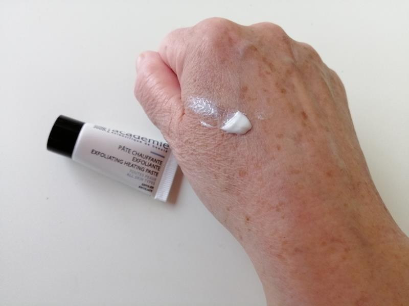Exfoliating Heating Paste, de Scrub die opwarmt in contact met de huid- Review 13 heating paste Exfoliating Heating Paste, de Scrub die opwarmt in contact met de huid- Review