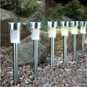 solar buitenlampen 5 stuks