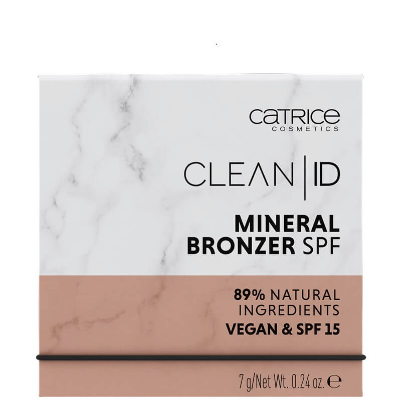 Catrice Clean ID Mineral Bronzer SPF 020_Image_Front View Closed_png