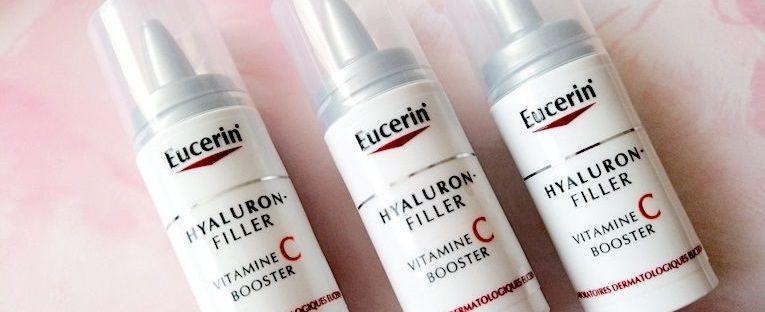 Eucerin Hyaluron-Filler Vitamine C Booster- Review 9 Eucerin Hyaluron-Filler Eucerin Hyaluron-Filler Vitamine C Booster- Review
