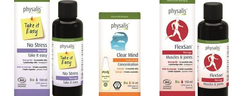 Physalis Aromatherapy introduceert nieuwe lijn 23 physalis Physalis Aromatherapy introduceert nieuwe lijn Physalis