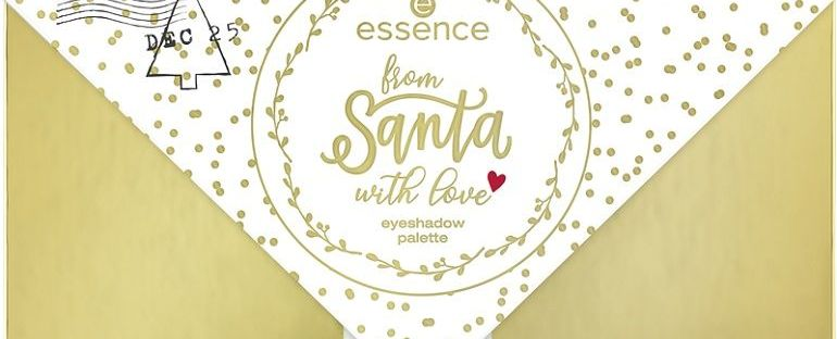 """Essence Trend Edition """"from santa with love"""" 111 essence Essence Trend Edition """"from santa with love"""" essence"""