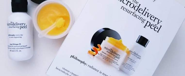Review- Philosophy The Microdelivery Resurfacing Peel Kit Gezichtspeeling 95 philosophy Review- Philosophy The Microdelivery Resurfacing Peel Kit Gezichtspeeling Anti- aging