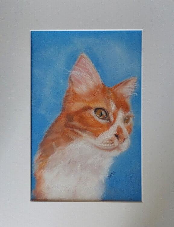 Winnaar(s) schilderij van jezelf, huisdier of .... 17 winnaar schilderij Winnaar(s) schilderij van jezelf, huisdier of ....