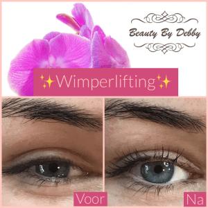 Wimperlifting-Hardenberg-Bruchterveld-Schoonheidssalon-BeautyByDebby