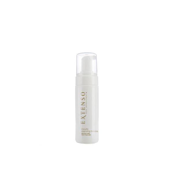 extenso impurity cleansing mousse2 | Beauty By Debby | Schoonheidsspecialiste | Bruchterveld | Hardenberg