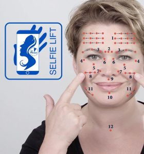 Acupressure Face massage