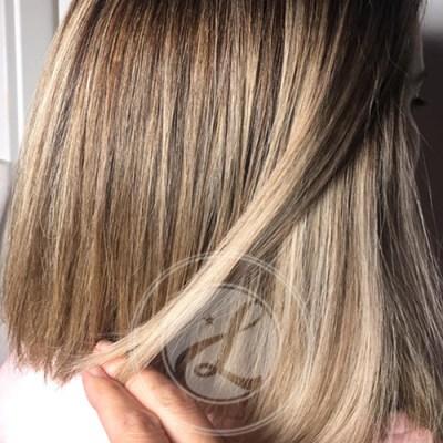 cool blonde ash highlights