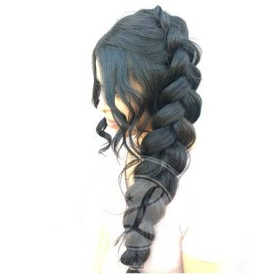 wedding hair in lake oswego salon