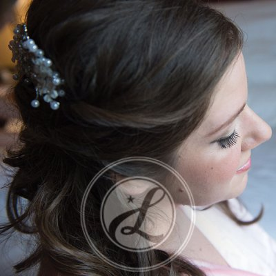 Wedding Makeup, Lashes and Hair in Lake Oswego