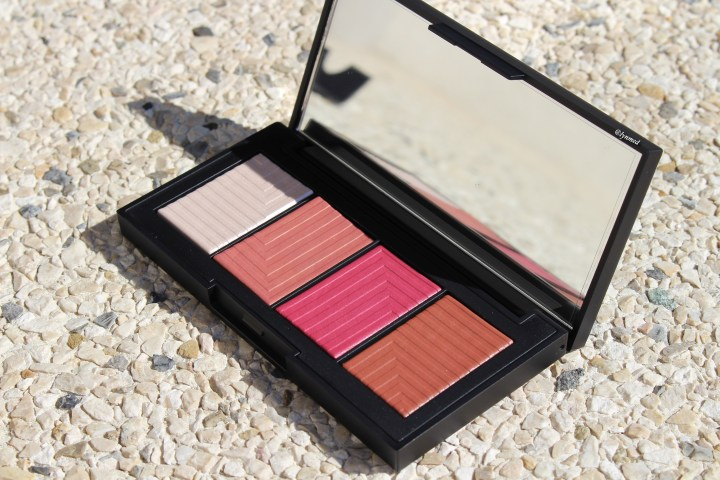 Nars Dual Intensity blush palette – Review and swatches