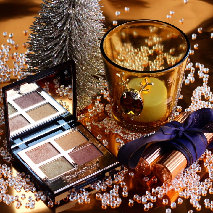 Some Charlotte Tilbury under your Christmas Tree