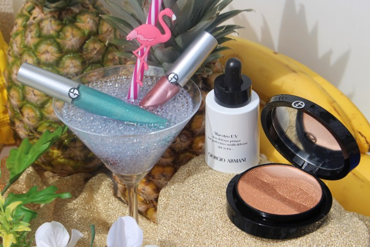 Life is a Cruise by Armani Beauty