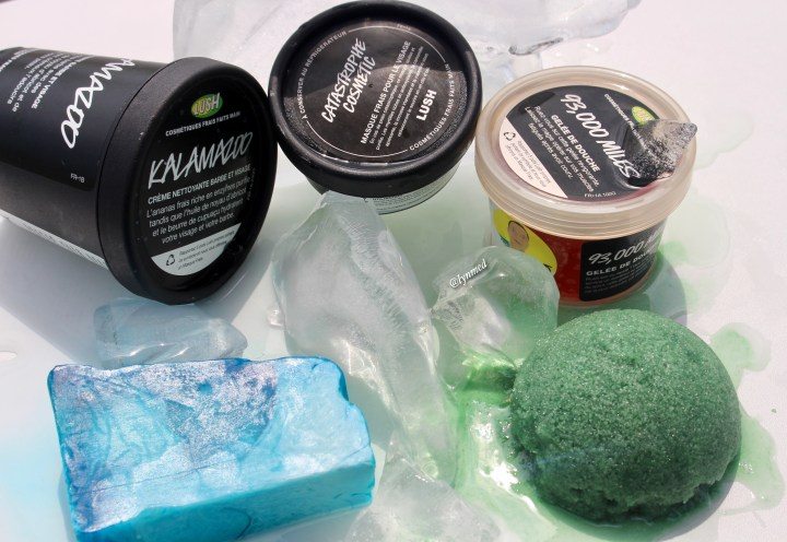 How to: Fight the Heat Wave with LUSH