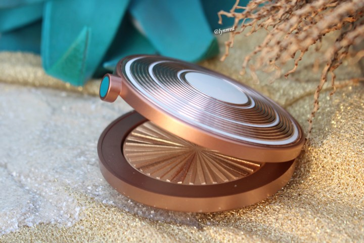 Estee Lauder heat wave highlighter