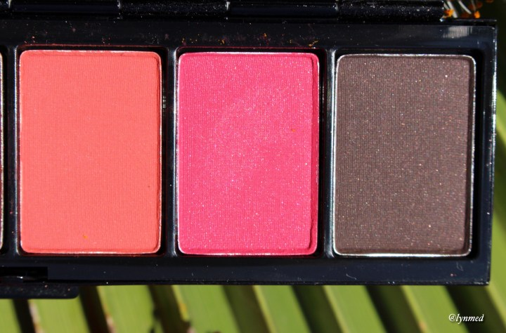 Fruit a la la palette review