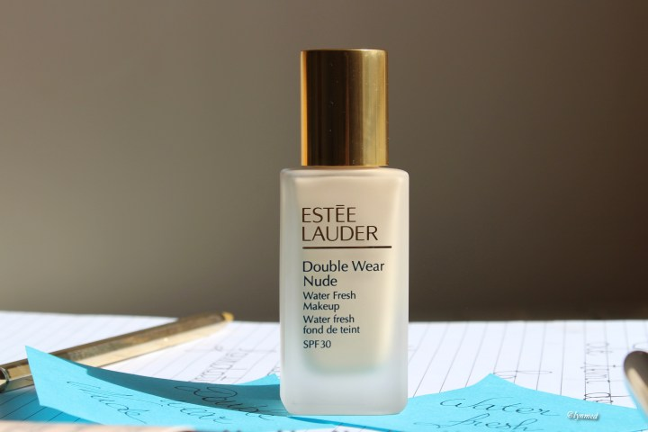 Double Wear Nude review