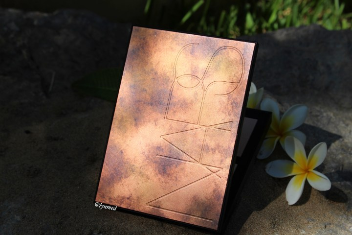 Back to school with an endless summer glow – Nars Bord de Plage face palette