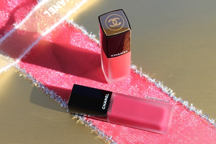 Alerte rose! Chanel Pink Pulse Rouge Allure Ink