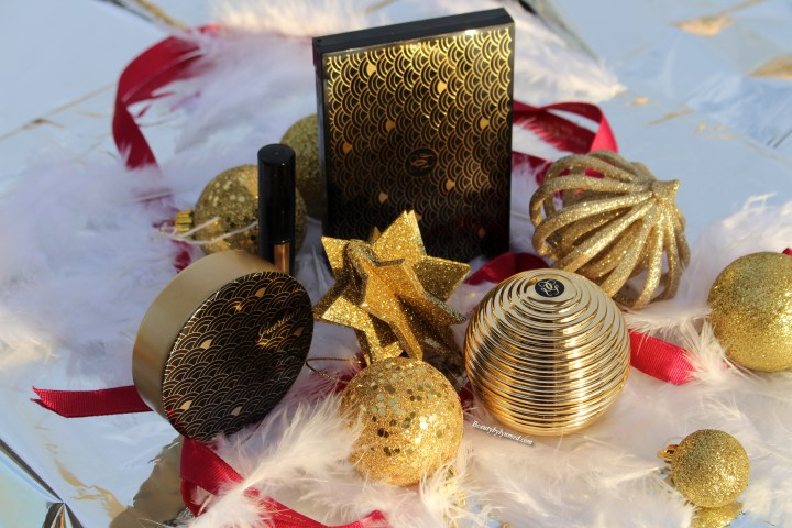 Guerlain gold collection review