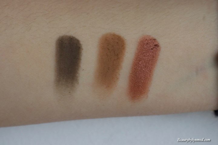 Nars Love Game Eyeshadow Palette Swatches