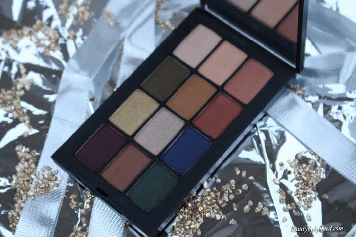 Nars x Man Ray - Love Game Eyeshadow Palette review