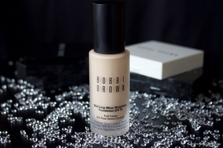 Bobbi Brown Skin Longwear Weightless Foundation – A real Gem?