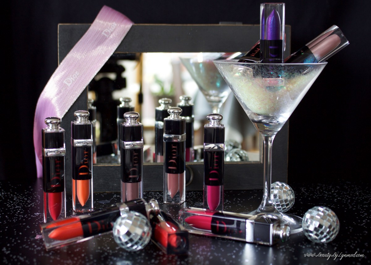 Dior Addict Lacquer Plump - Are you ready to party?