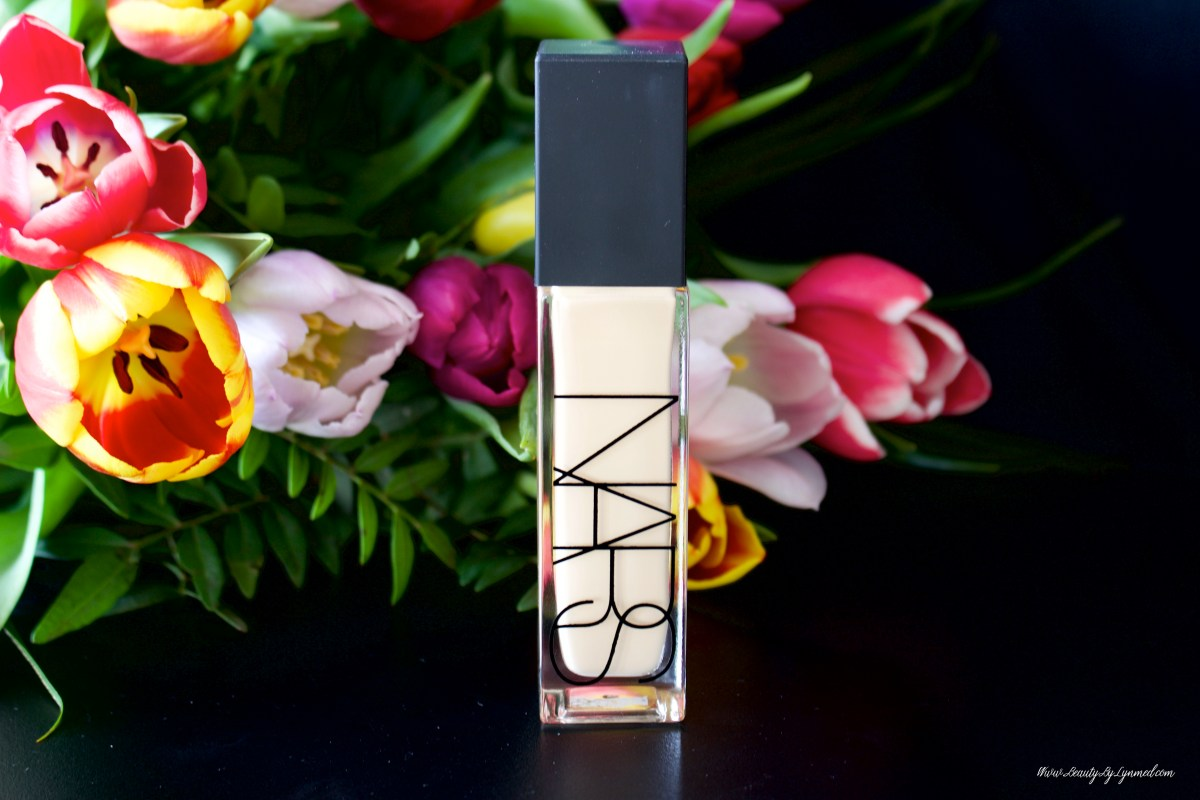 Nars Natural Radiant Long-wear foundation - Luminous perfection