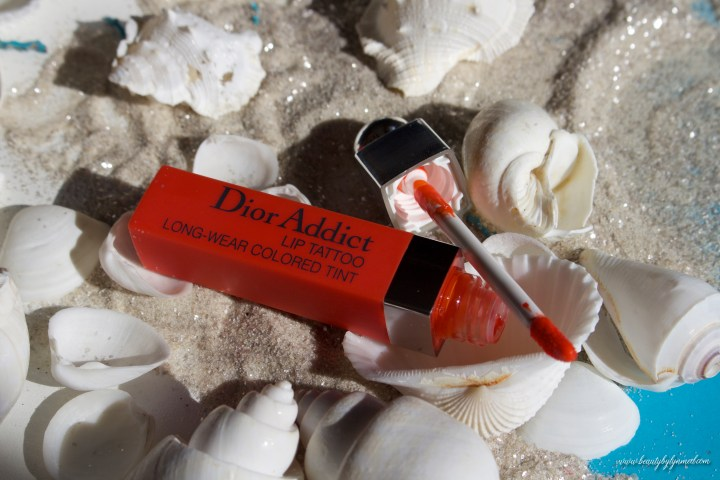 Dior Addict Lip Tatoo avis