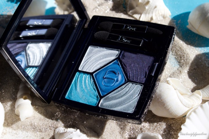 5 Couleurs Cool Wave Palette