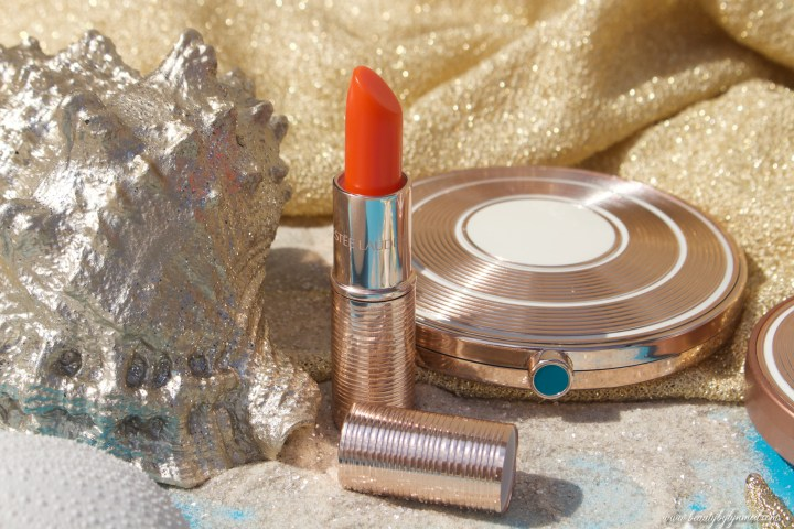 Bronze Goddess blooming lip balm review