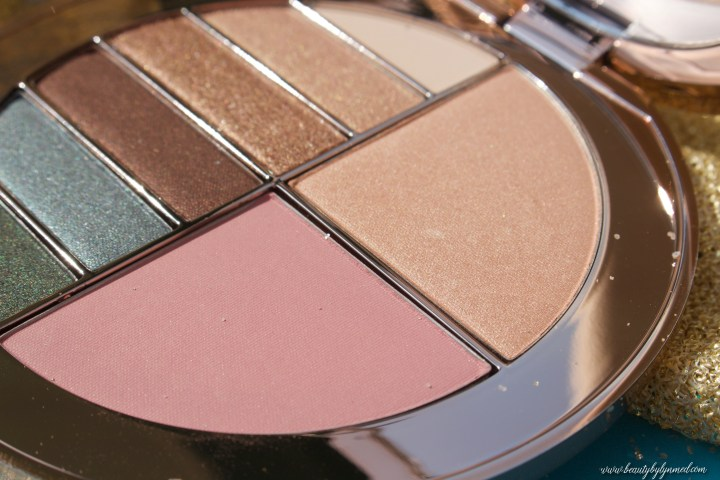 The Bronze Goddess Summer Look Palette