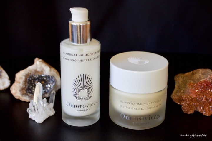 Feeling like a Hungarian Queen with Omorovicza Skincare