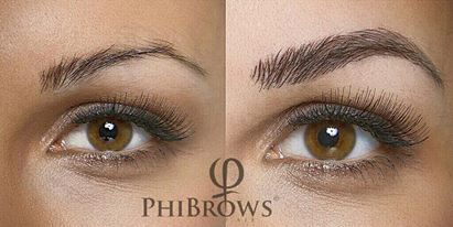 Eyebrows – Microblading or PMU