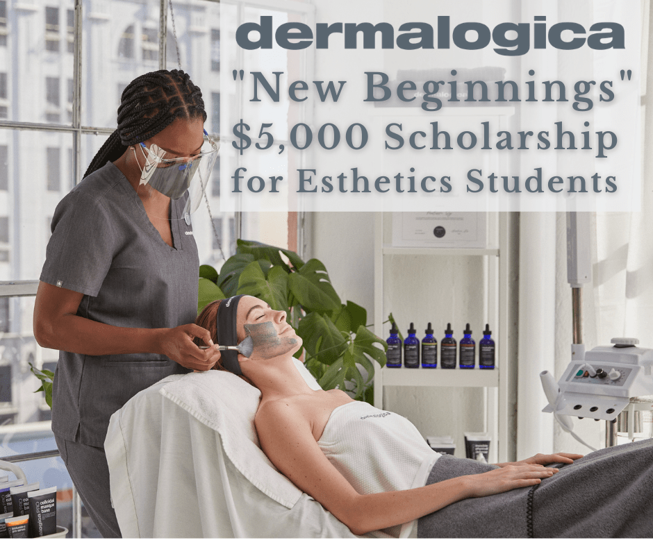 Dermalogica esthetics page