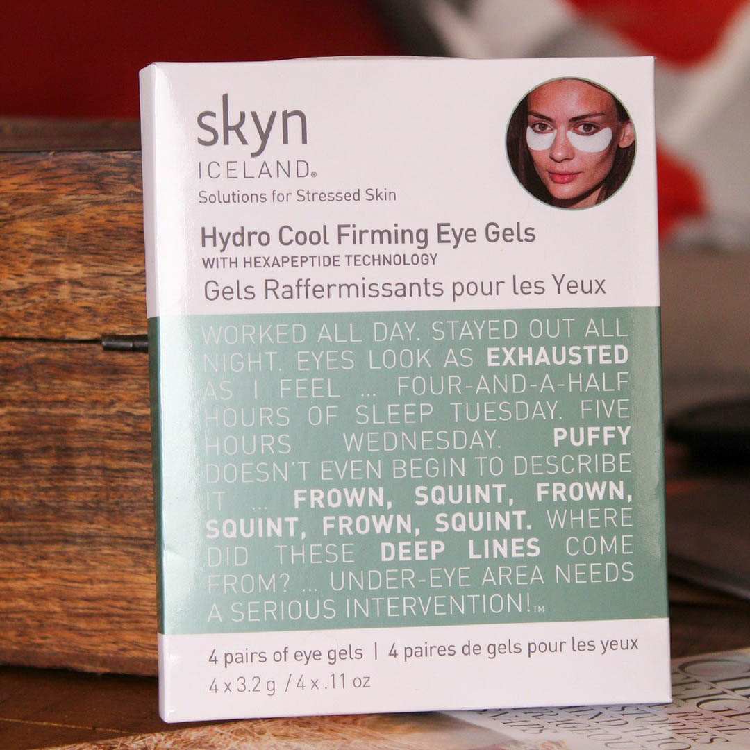 Skyn Hydro Cool Gels - Beauty Chaos