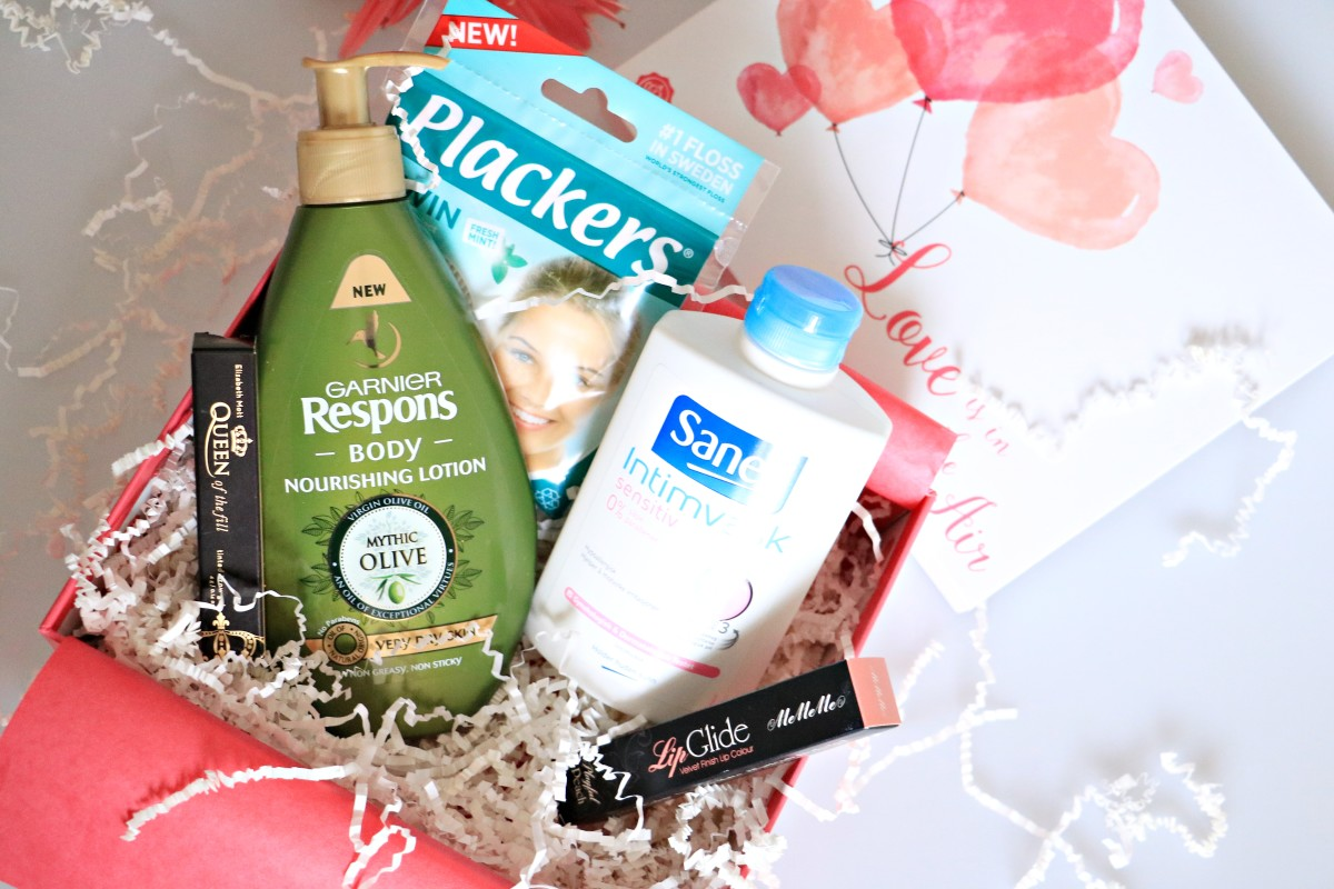 GlossyBox Review – February 2016