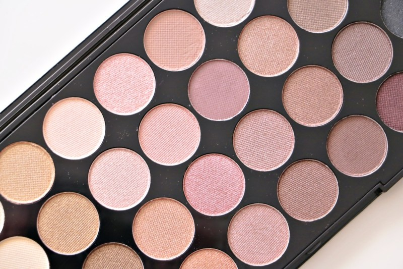 Makeup Revolution Ultra 32 Shade Eyeshadow Palette Flawless Review
