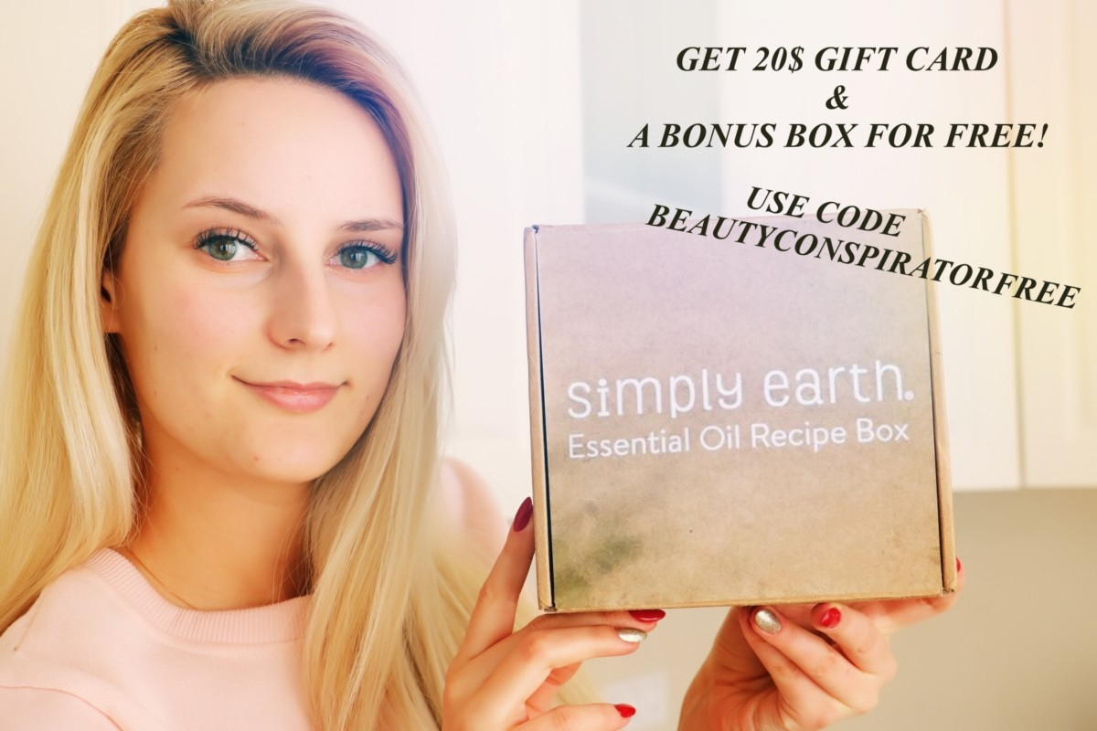 Simply Earth December Subscription Box Review