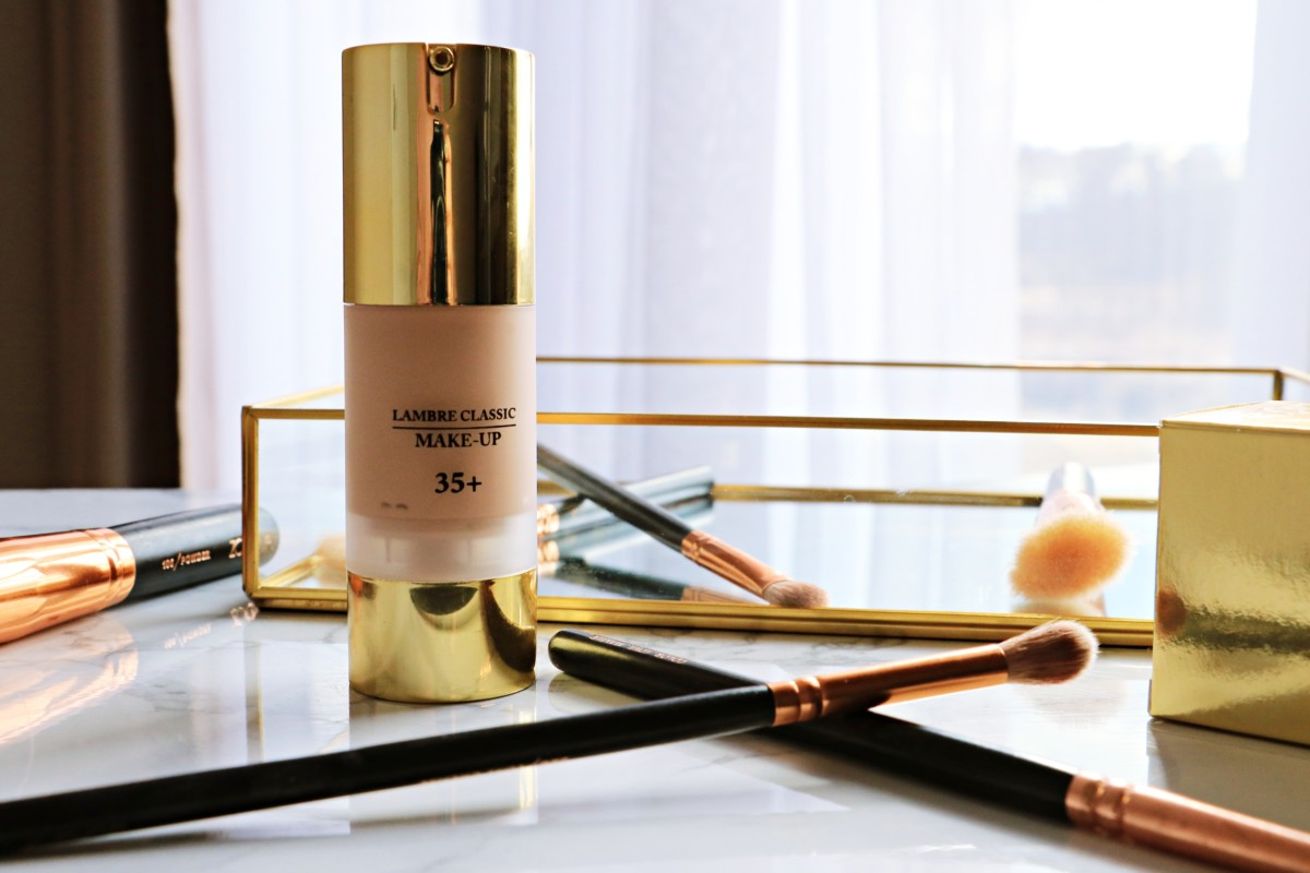 LAMBRE LIFTING FOUNDATION REVIEW + DEMO