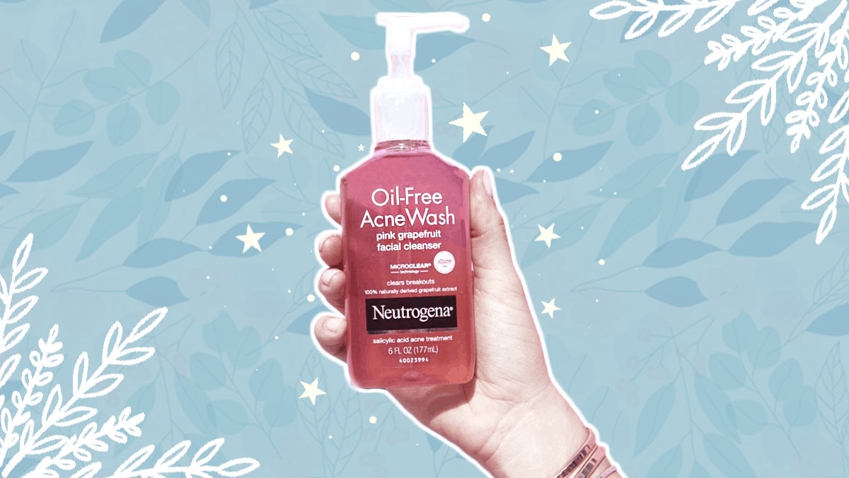 Neutrogena Pink Grapefruit Facial Cleanser Review