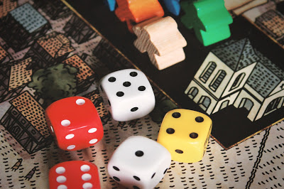 Things to Do at home- PLAY BOARD GAMES