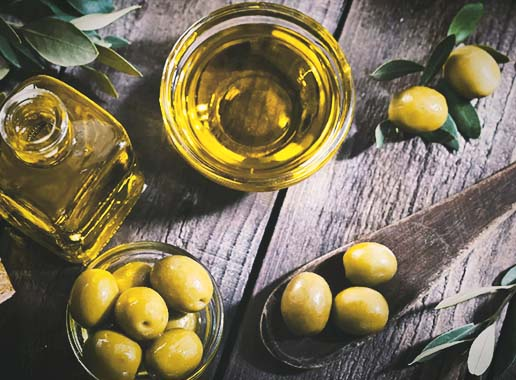 Olive Oil DIY skincare products