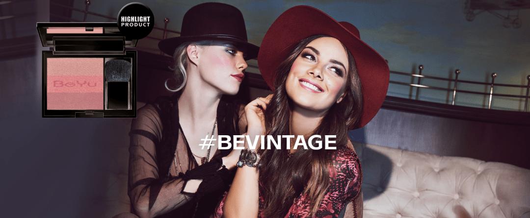 BeYu Be Vintage — Коллекция Зима 2016