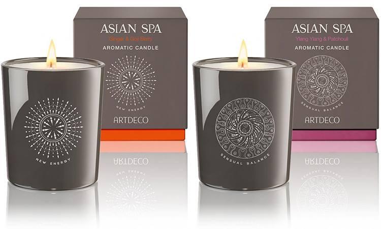 Ароматические свечи для дома - Artdeco AROMATIC CANDLE