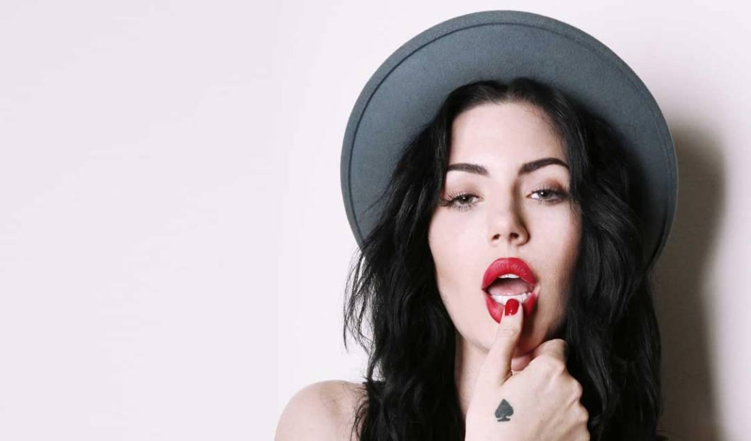 Obsessive Compulsive Cosmetics - Hellcat Lip Tar