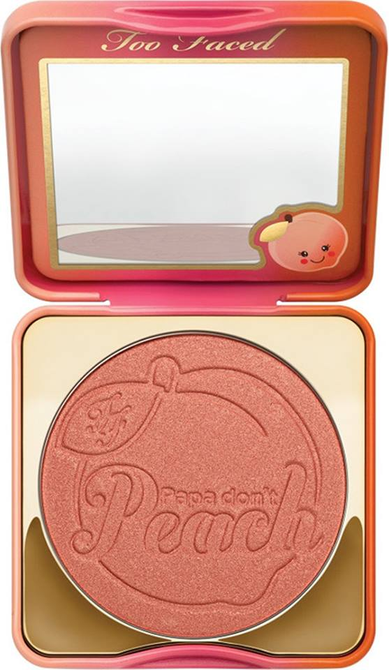 Румяна - Too Faced Papa Don't Peach Blush